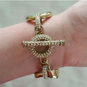 Ann Taylor links bracelet